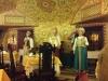 Entertainment at the Boris Godunov Restaurant