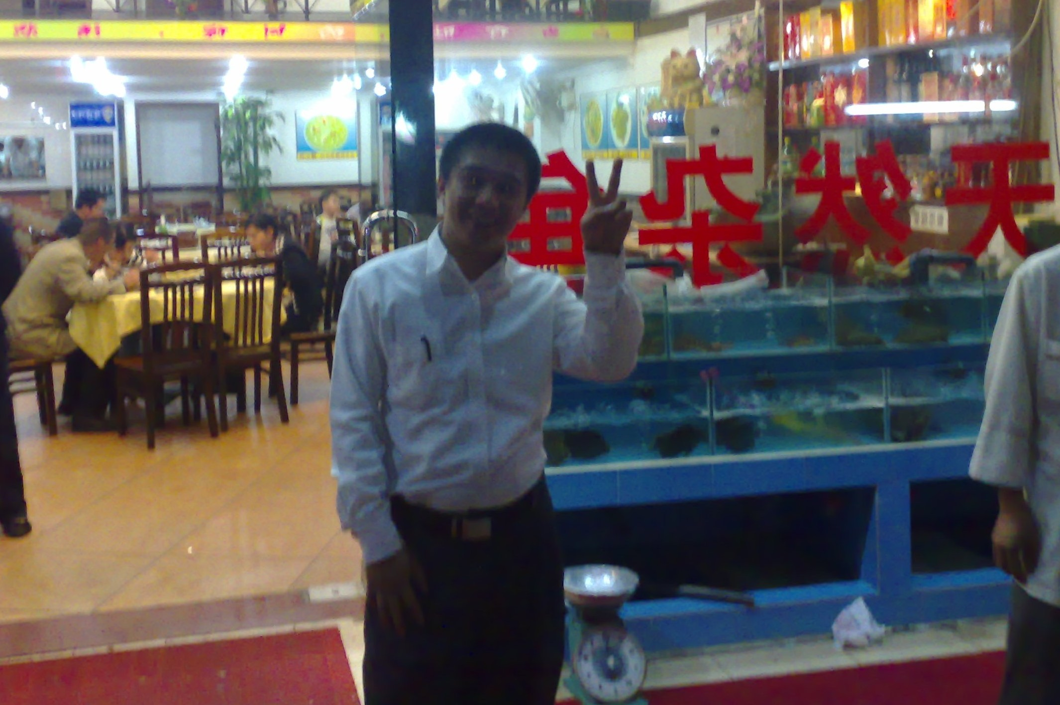 Dining and drinking in Zhuhai