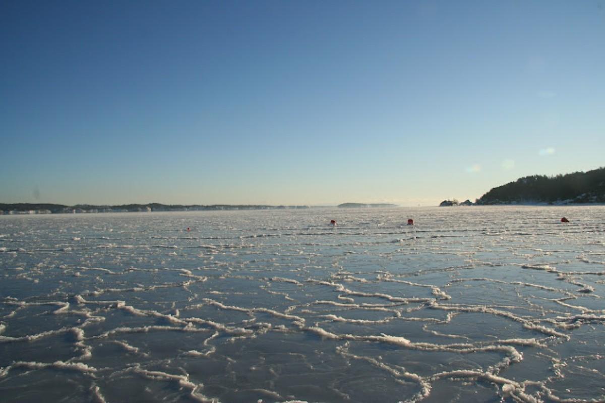 Kristiansand, Norway – Frozen Fiord