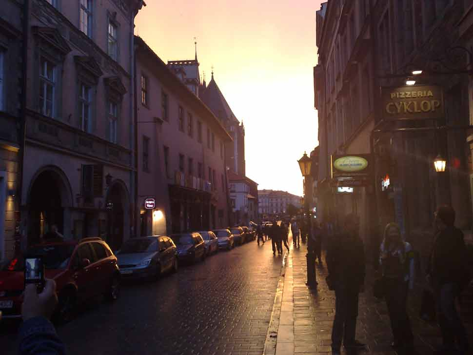 Conquering Cracow…