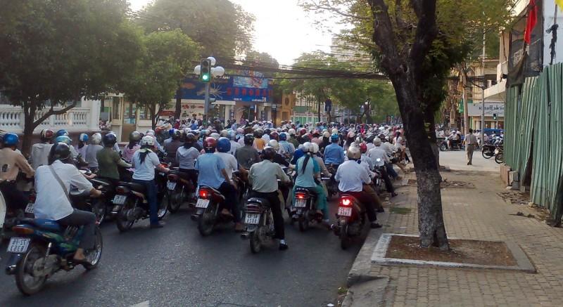 Vietnam – Saigon to MuiNé by car!