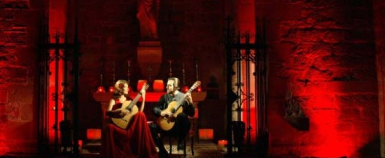 A magic night of Spanish Guitar in Barcelona