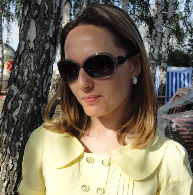 Your favorite Kiev / Ukraine Guide – Oksana Tsupko