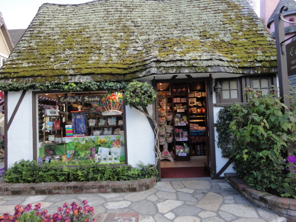 A Carmel Candy-store