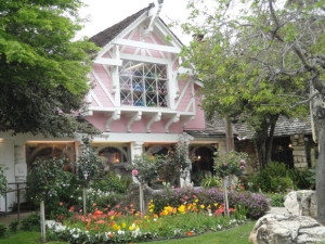The Madonna Inn – a world of Kitsch