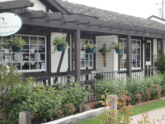 Day 3 : Solvang to Santa Barbara through Saint Ynes and Los Olivos