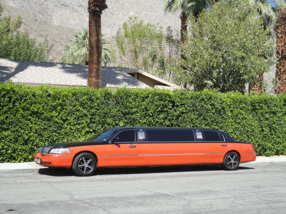 The Hotel California took us to Town in Style