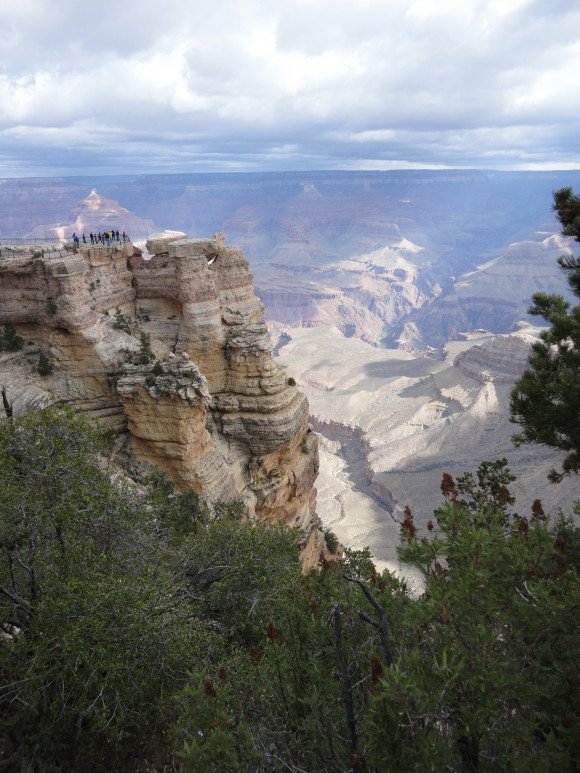Grand Canyon - It is larger than you expect