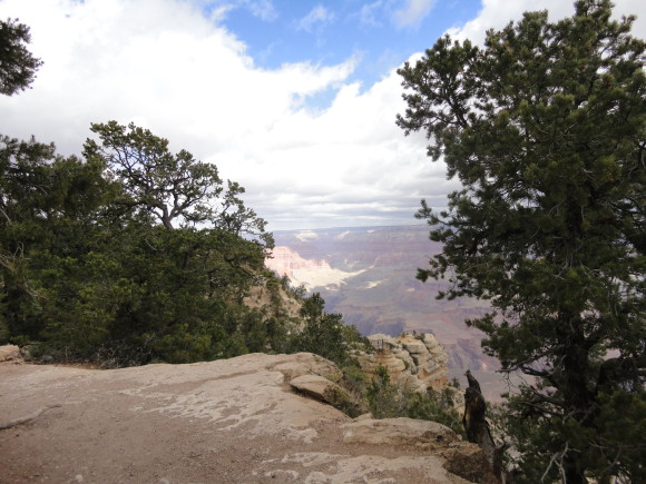 Grand Canyon - A View from the South Rim