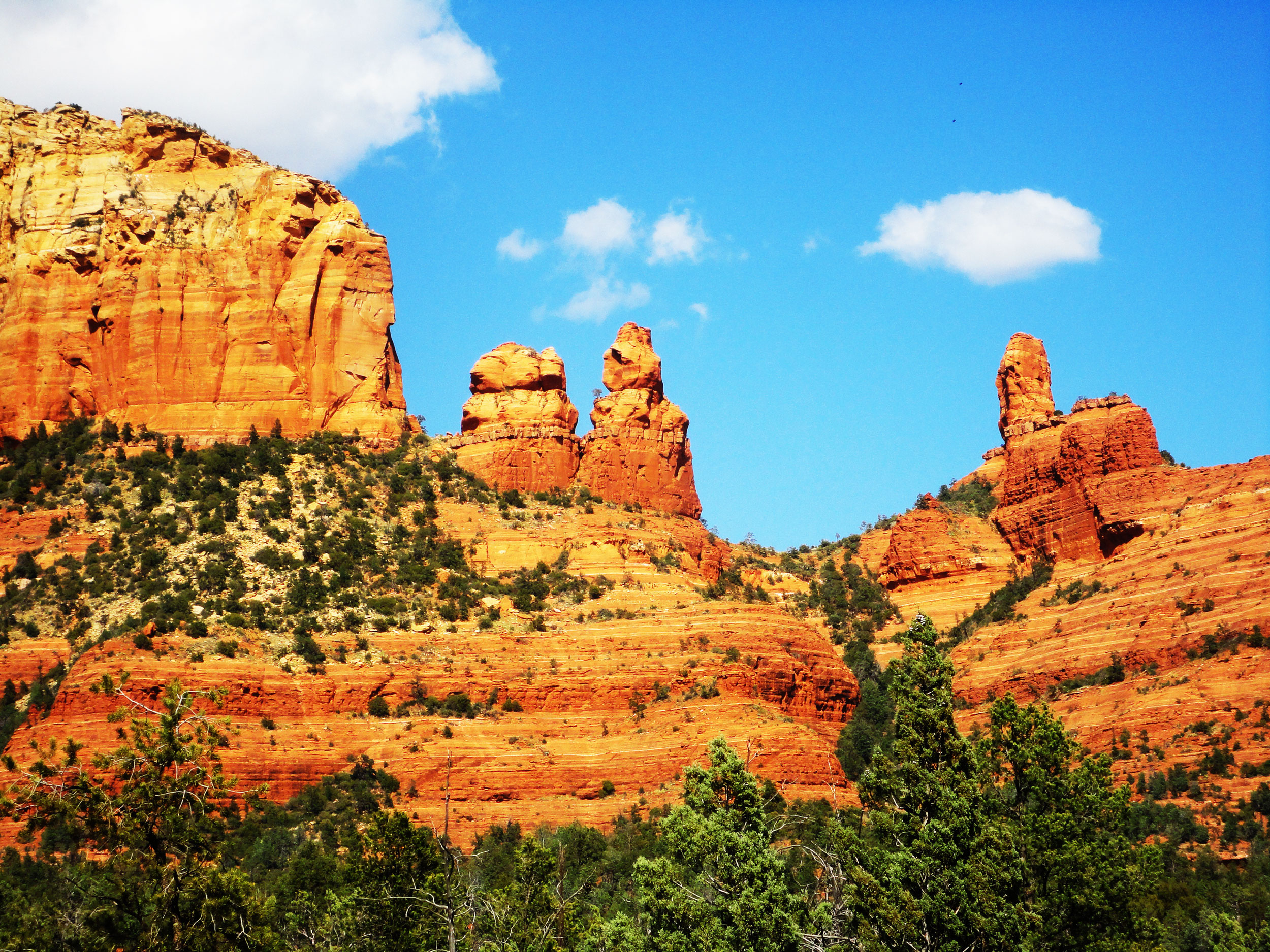 Day 12; Sedona and the Red Rocks
