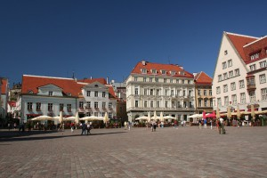 Estonia – in transition from the East to the West