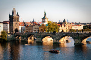 Prague – a City Walk