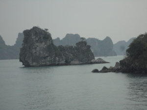 HaLong Bay – the Descending Dragon