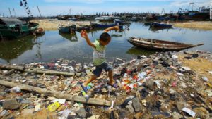 Vietnam – Drowning under its own Trash