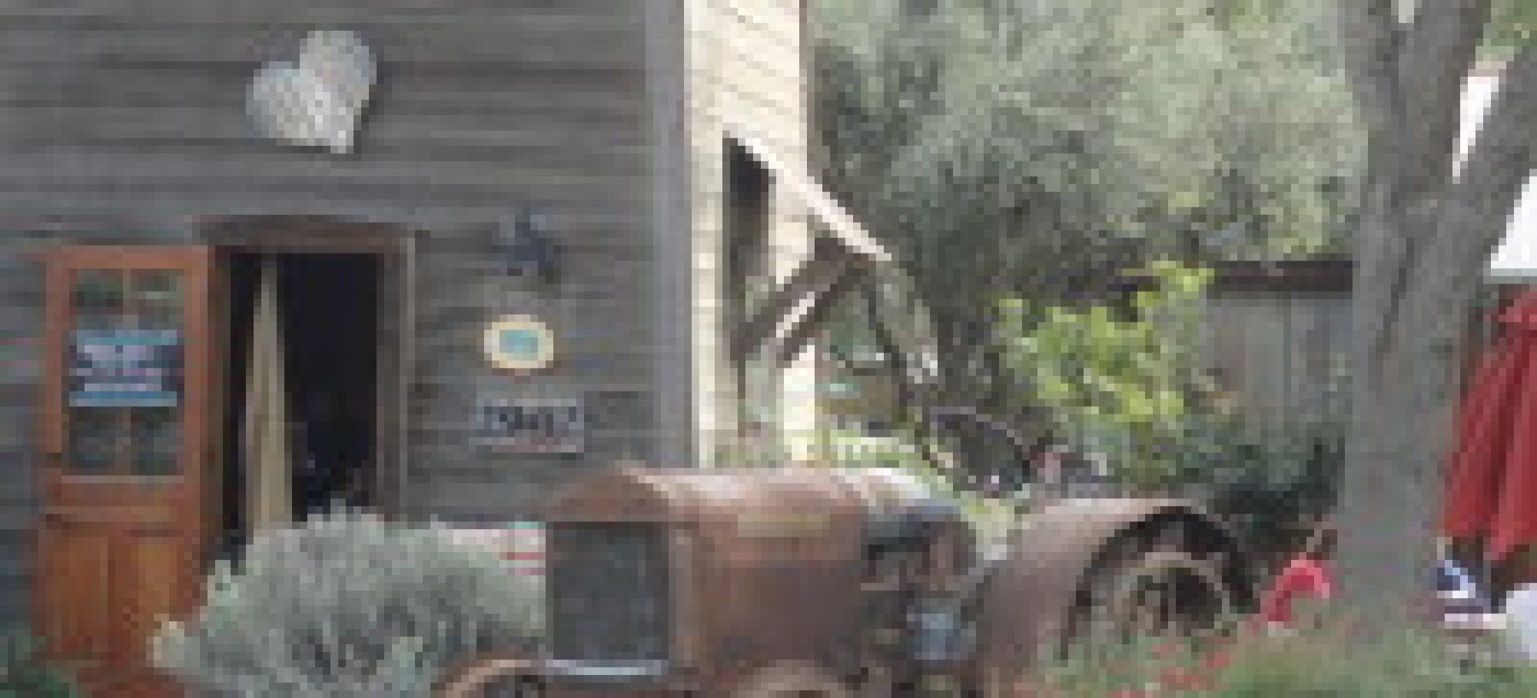 Los Olivos, In the California Countryside