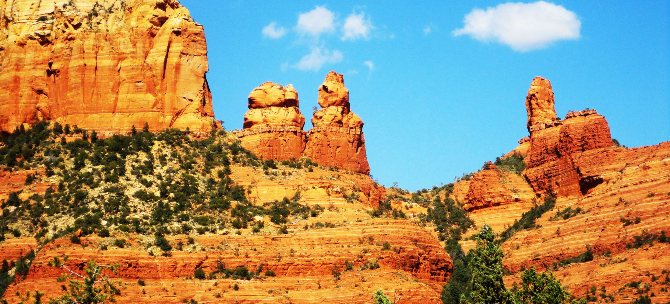 The Red Rocks of Sedona