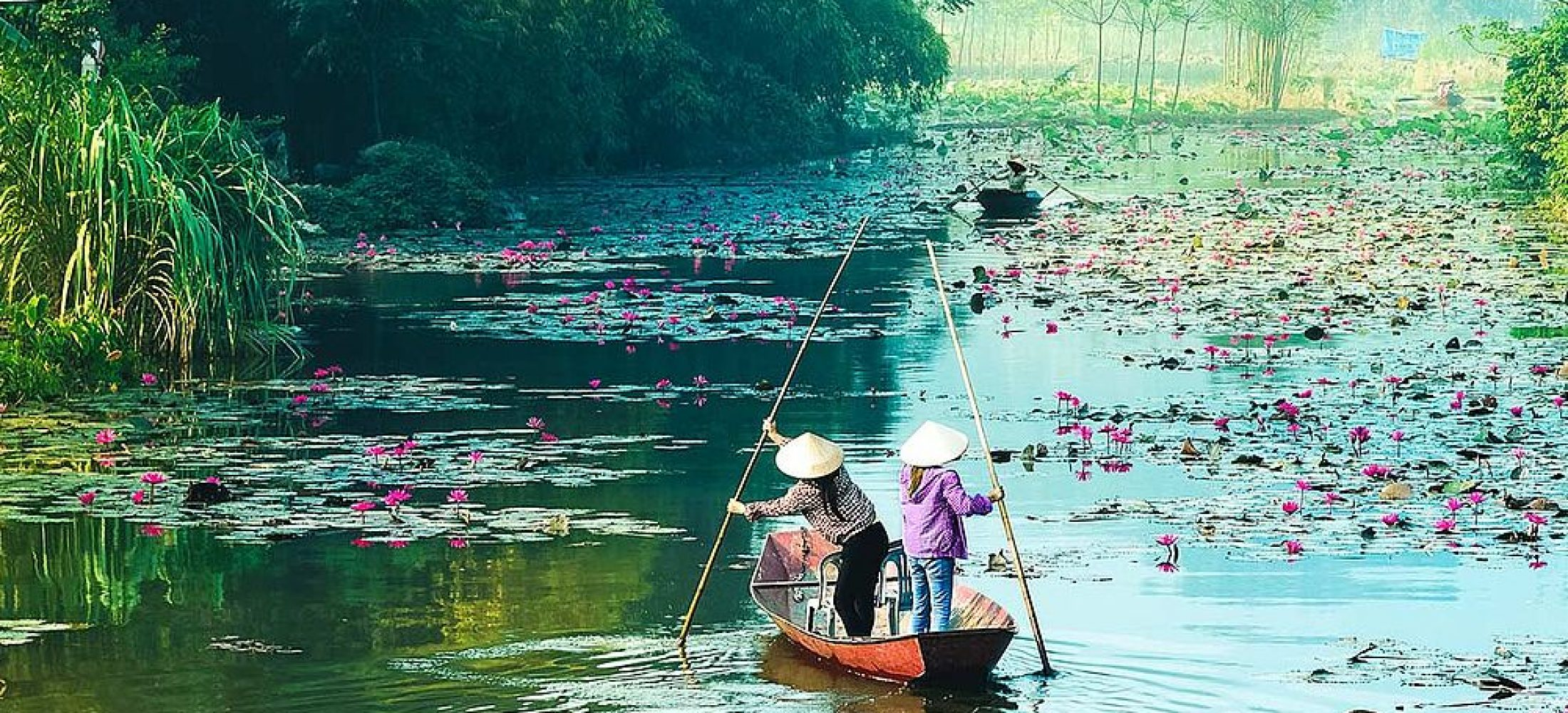On the outskirts of Hanoi